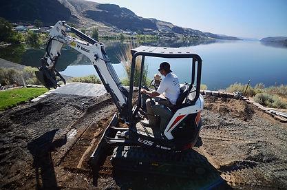 Vetto Patio Excavation.JPG