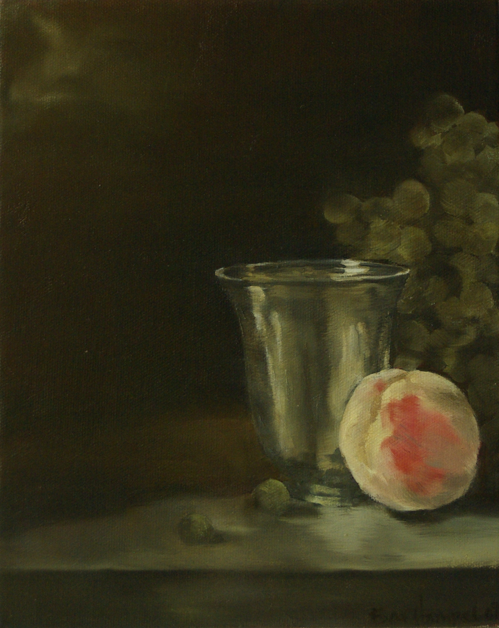 Love Poem - After Chardin 2009