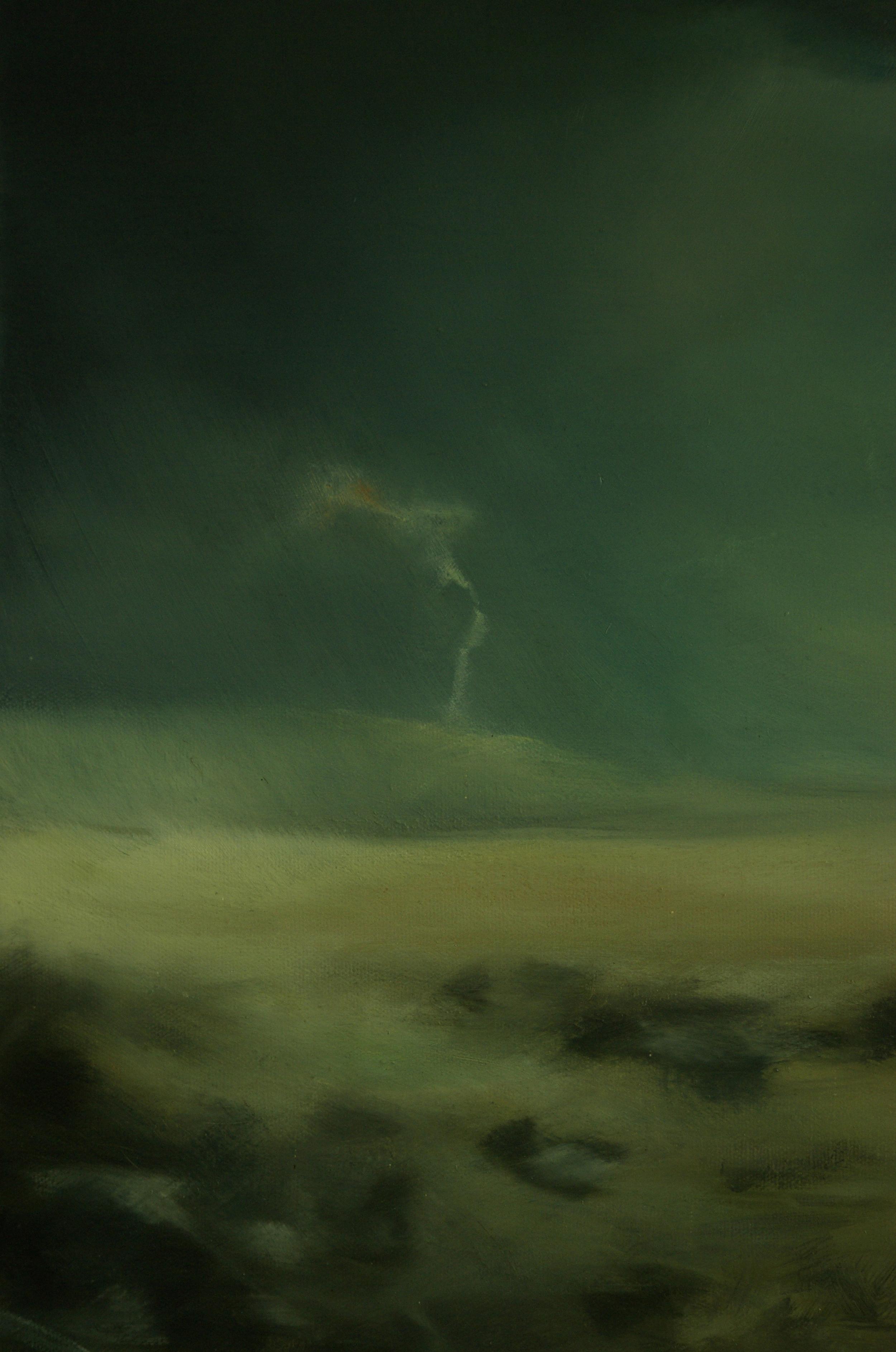 Stormfront, Monaro (detail)