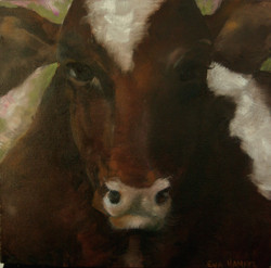 Brown Cow (My friend Rosa) 2008
