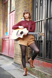 Photoshoot at Vanity Studios, London
