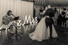 The Robinsons' Wedding, 18/08/18. Photo by Stuart Morris