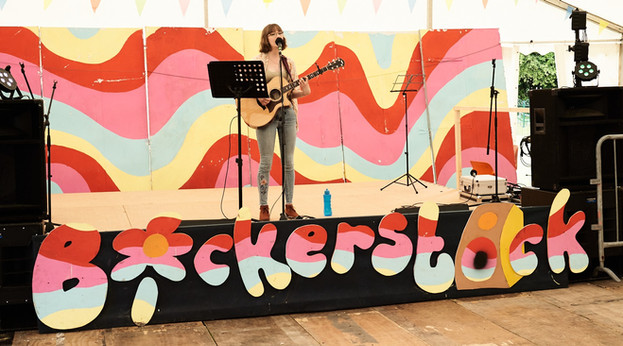 Bickerstock Festival 2019. Photo by Vince Ellis