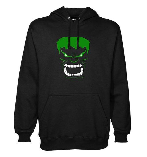 Angry Hulk Printed Designed Cotton Hoodie or Sweatshirts for Men