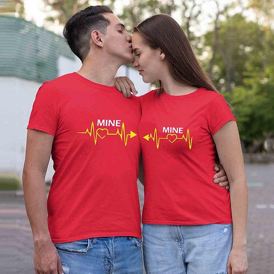 Mine (Combo of 2 T-shirts)