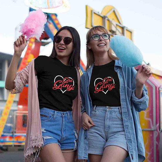 Girl Gang (Combo of 2 T-shirts)