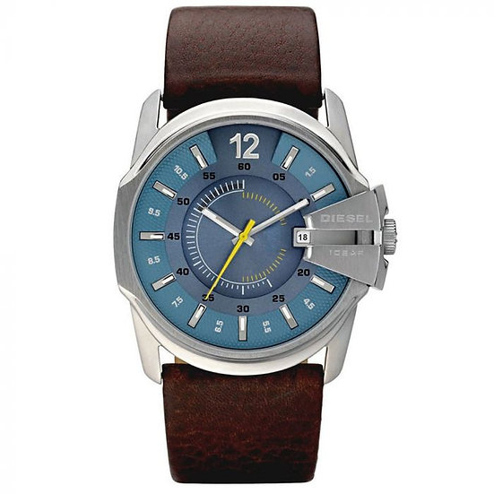 Diesel Master Chief Analog Blue Dial Men's Watch - DZ1399
