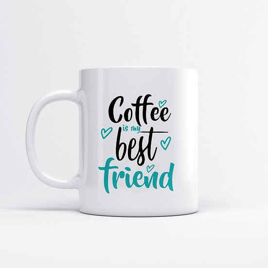 Coffee Is My Best Frnd