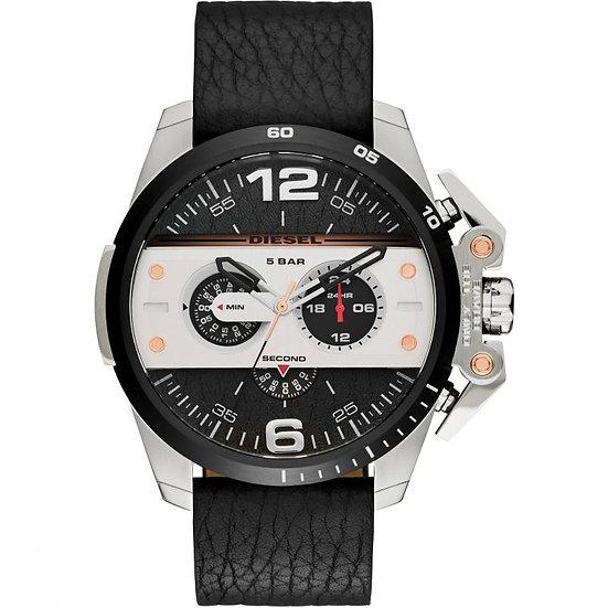 Diesel Ironside Analog Black Dial Men's Watch - DZ4361