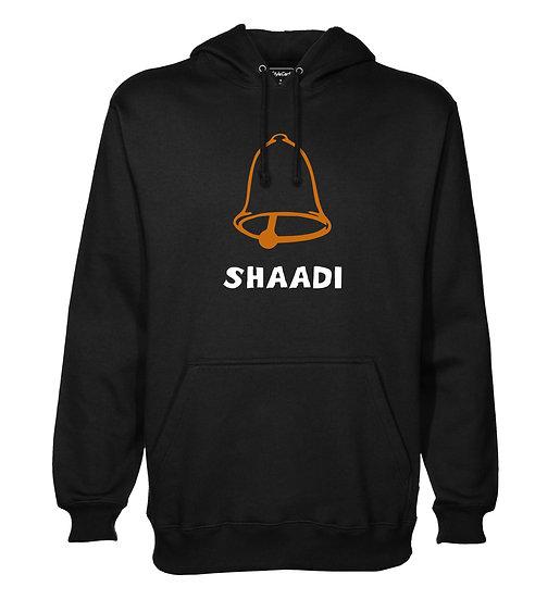 Ghanta Shaadi Printed Designed Cotton Hoodie or Sweatshirts for Men