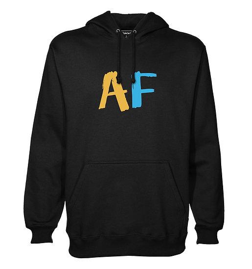 AF Printed Designed Cotton Hoodie or Sweatshirts for Men