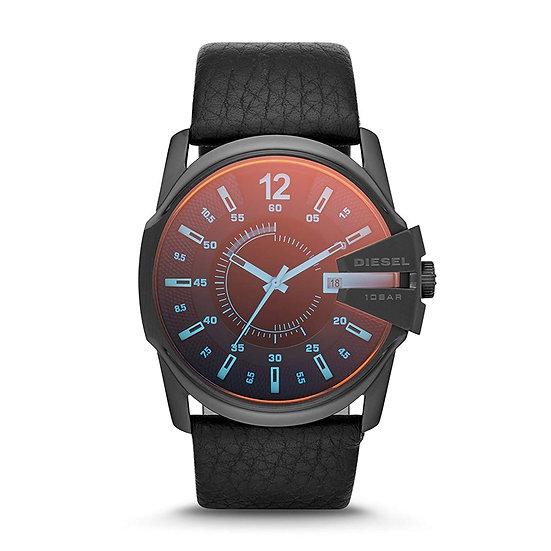 Diesel Mega Chief Analog Iridescent Dial Men's Watch - DZ1657