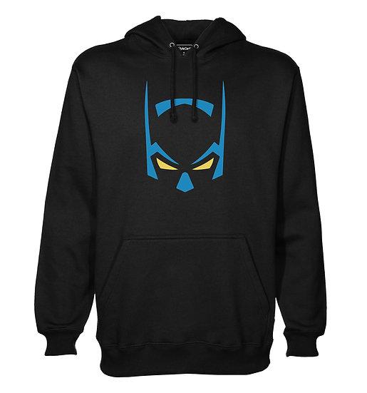 Batman Vector Face Printed Designed Cotton Hoodie or Sweatshirts for Men