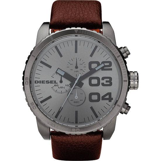 Diesel Advanced Chronograph Analog Grey Dial Men's Watch - DZ4210