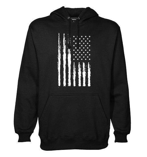 US Flag Printed Designed Cotton Hoodie or Sweatshirts for Men