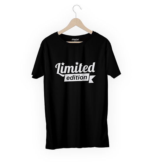 Limited Edition Half Sleeves Round Neck 100% Cotton Tees