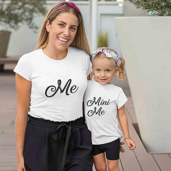 Me And Mini Me (Combo of 2 T-shirts)