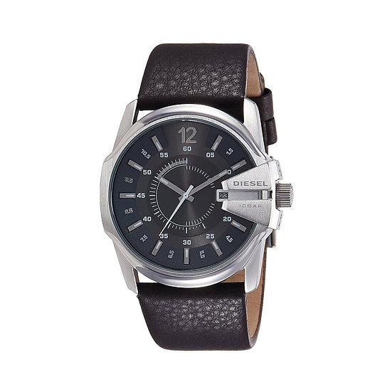 Diesel Master Chief Analog Grey Dial Men's Watch - DZ1206