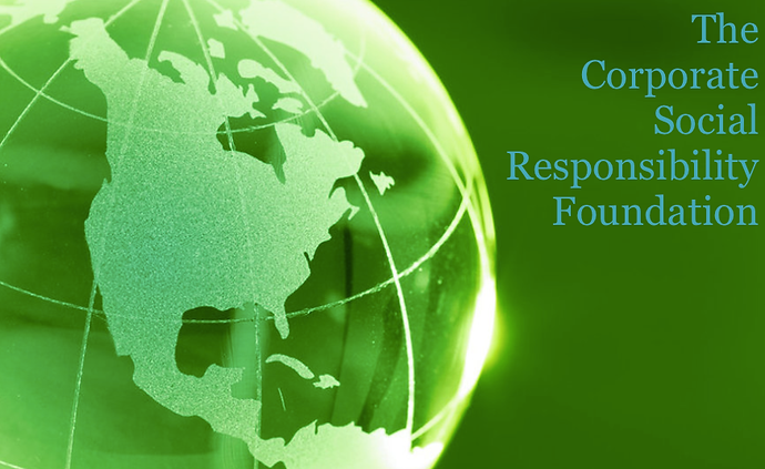 corporate social responsibility foundation logo