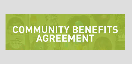 Community Benefit Agreements - Irvin Henderson