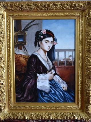 Turkish lady 2'