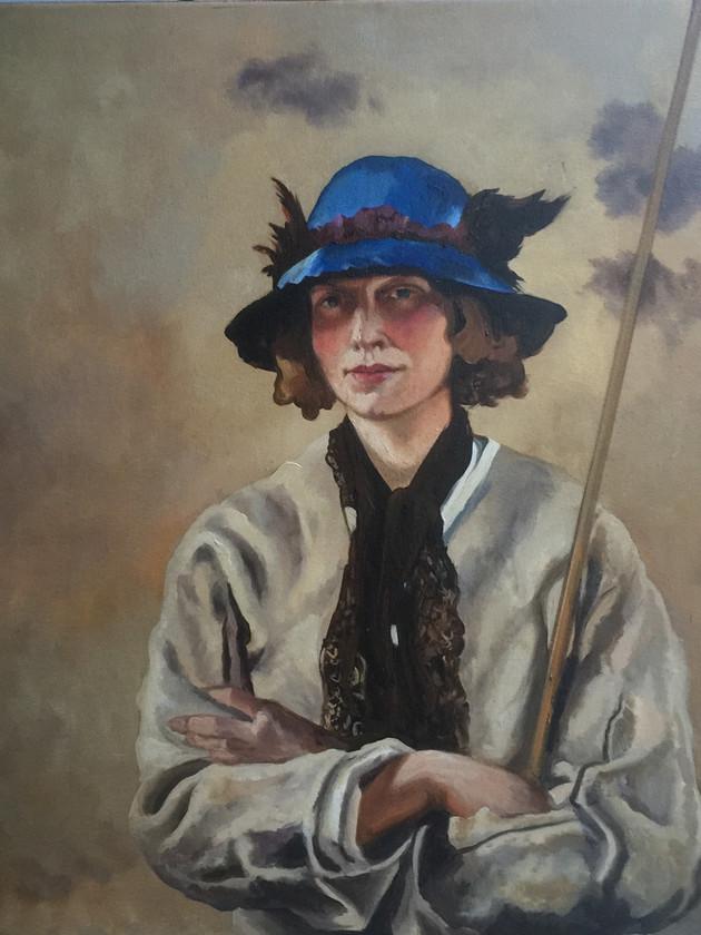20's portrait