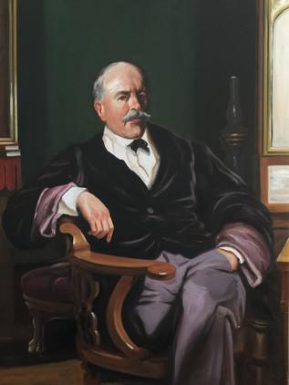 Oil Portrait 4'