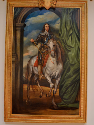 Charles 1 after Van Dyck 8'