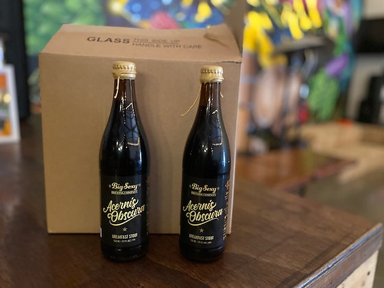 Case of Acernis Obscura Breakfast Stout