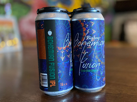 Bohemian Fusion India Pale Lager 4 Pack