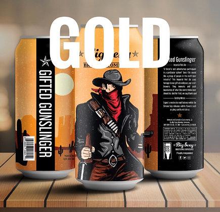 Gifted Gunslinger 4 Pack