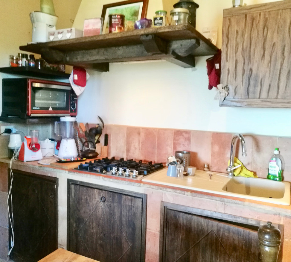 Cozy private dependance for two for rental in Umbria