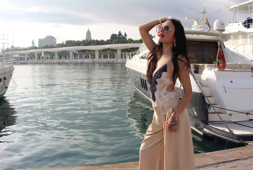 A chinese blogger in Malaga
