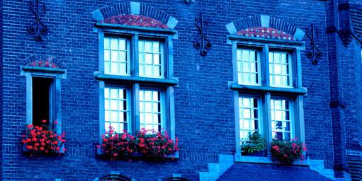 Amsterdam houses decor