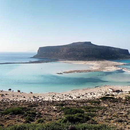 Un paradiso da scoprire a Creta BALOS - The Crete paradise to discover