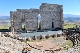 Andalucia Roman teatre of Acinipo