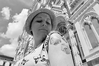 Louise in Florence
