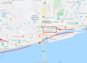 Open Space in Lisbon: Parque das Nações and Belém.