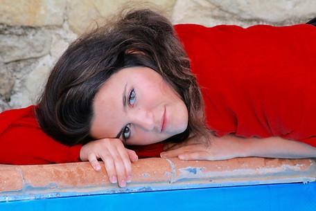 Elizabeth Zefira - Italian actress