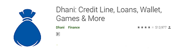 Dhani Loans
