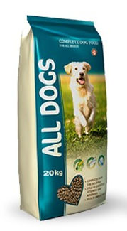 All dogs i Fyns Akvarie Centrum