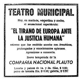 Teatro Municipal de Bogotá