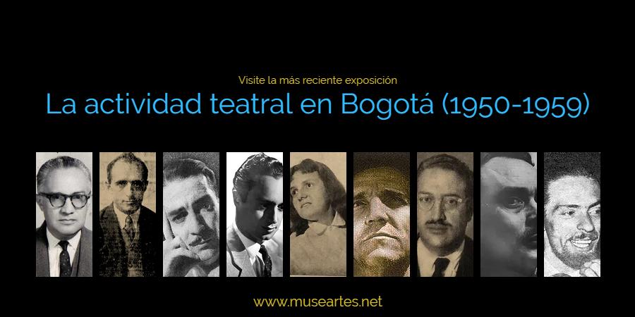 Teatro en Bogotá