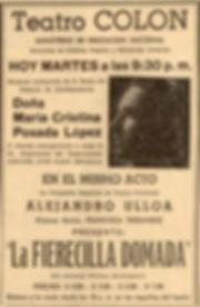 teatro colombiano, teatro colón, museartes