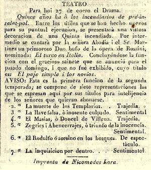#Teatro, teatro colombiano, museartes, marina lamus, historia del teatro,