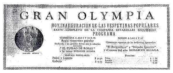 Teatro Gran Olympia de Manizales, teatro en Manizales, teatro colombiano, museartes