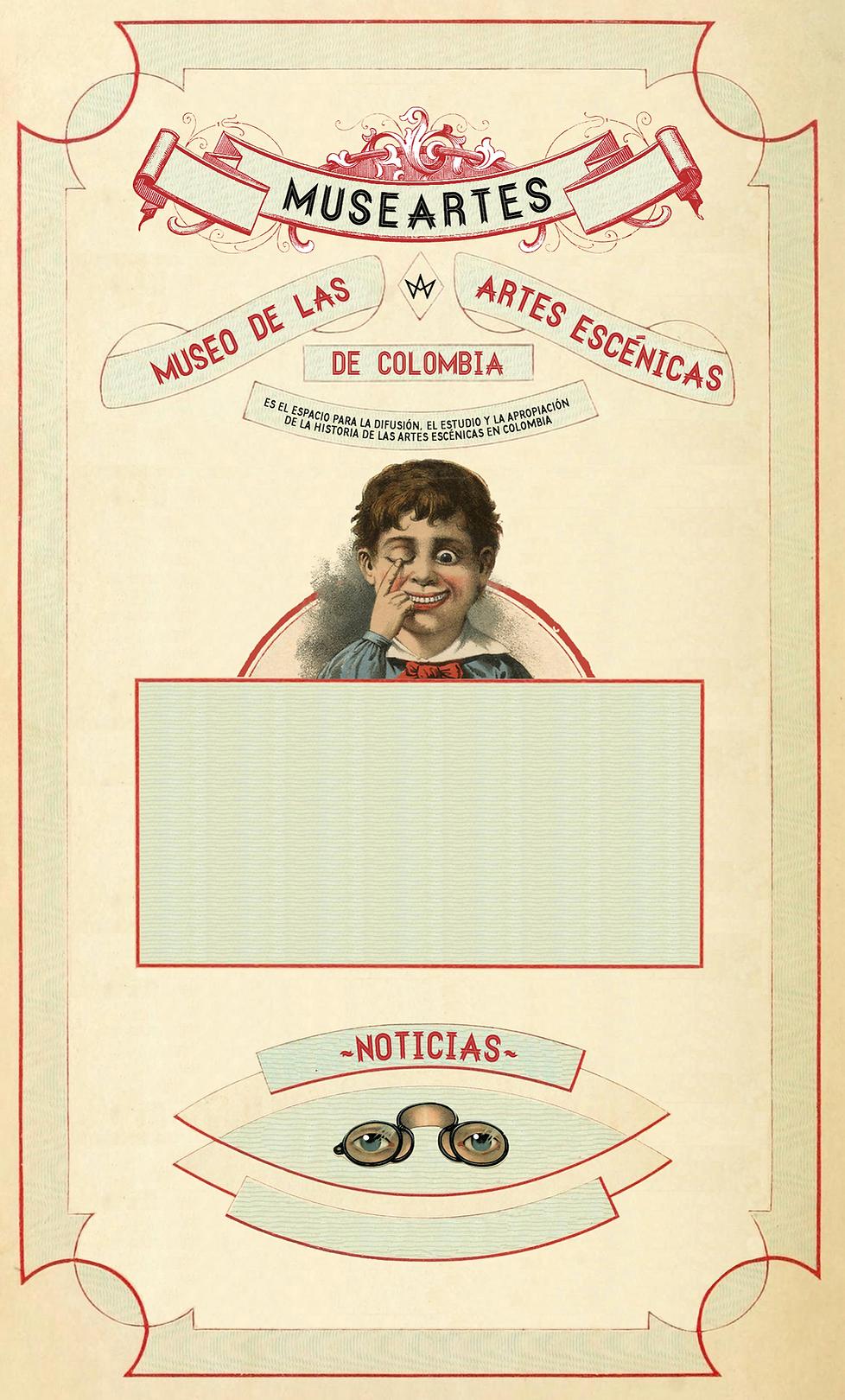 Museartes, teatro colombiano, Marina Lamus, museo de teatro