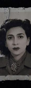 Sofía de Moreno, foto entre 1950 y 1953.