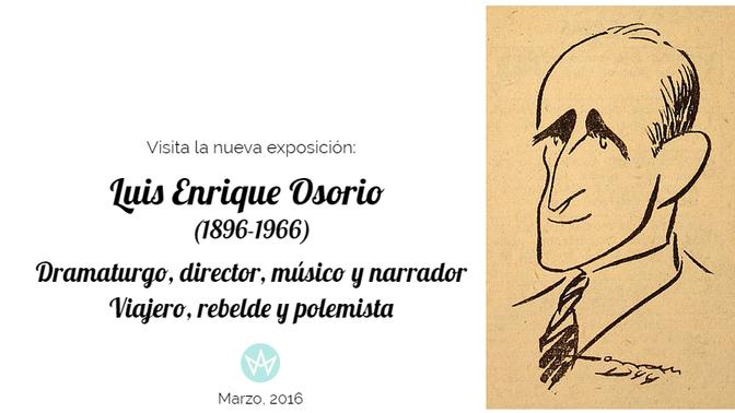 Luis Enrique Osorio (1896-1966)