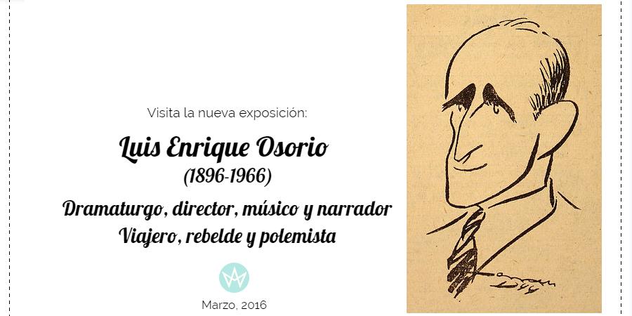 Luis Enrique Osorio (1896 - 1966)